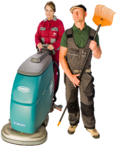 Pracovníci úklidu a údržby
