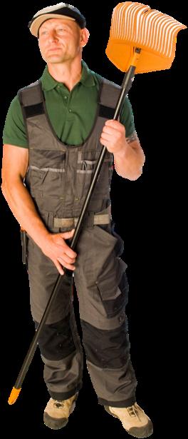 Pracovník údržby